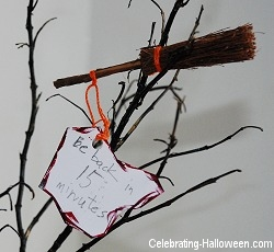 Witch Broom Detail