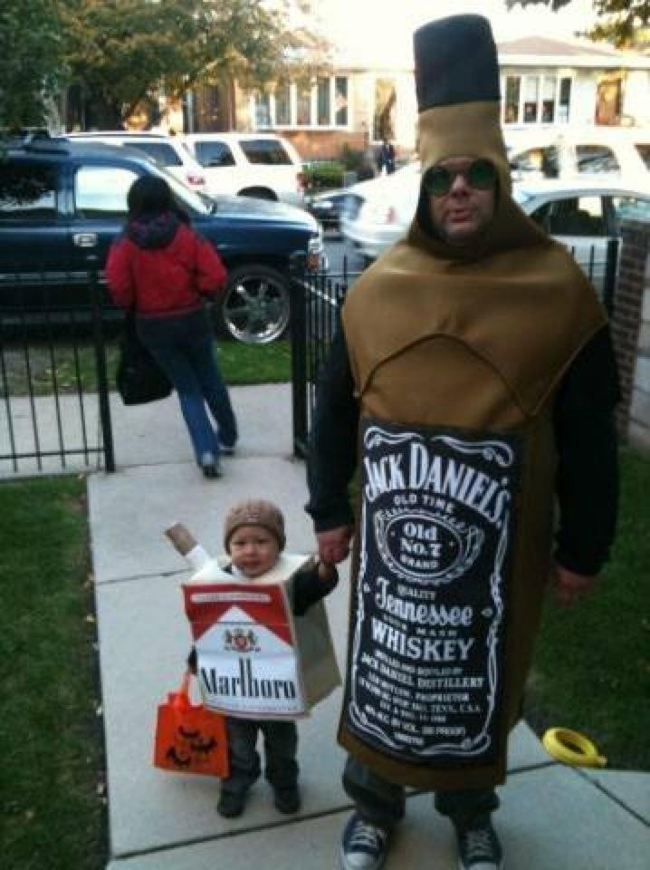 Father Son Halloween Costume