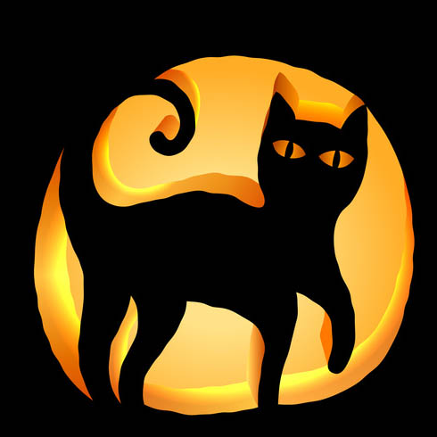 Index of wp content uploads 2014 09 for Cat pumpkin carving patterns